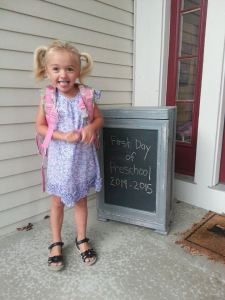 Sophies1stdayschool